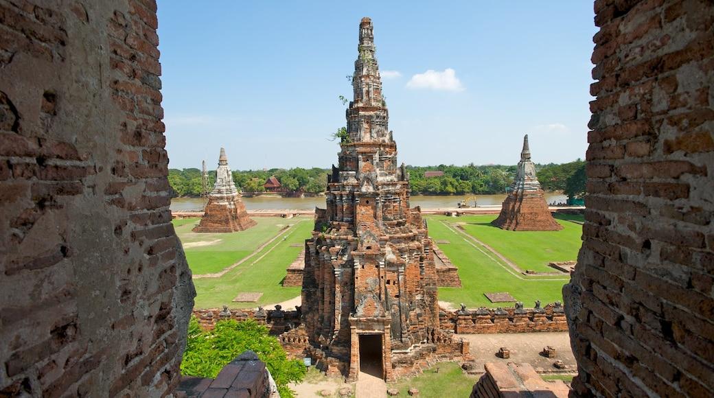 大城 呈现出 歷史建築 和 廟宇或禮拜堂