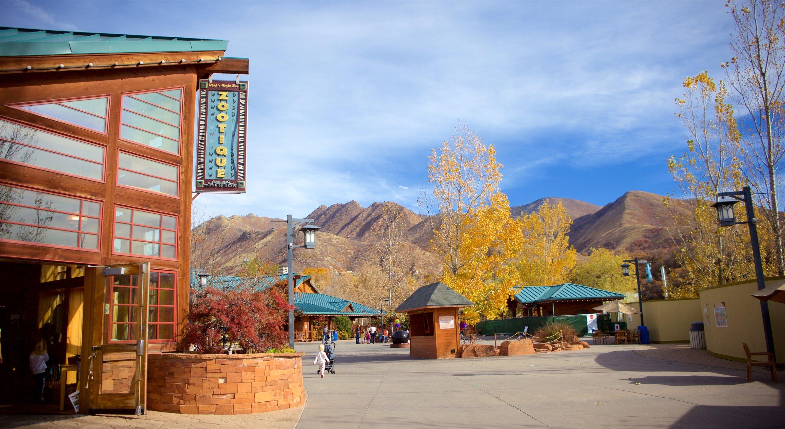 Hogle Zoo, Salt Lake City, Utah, USA