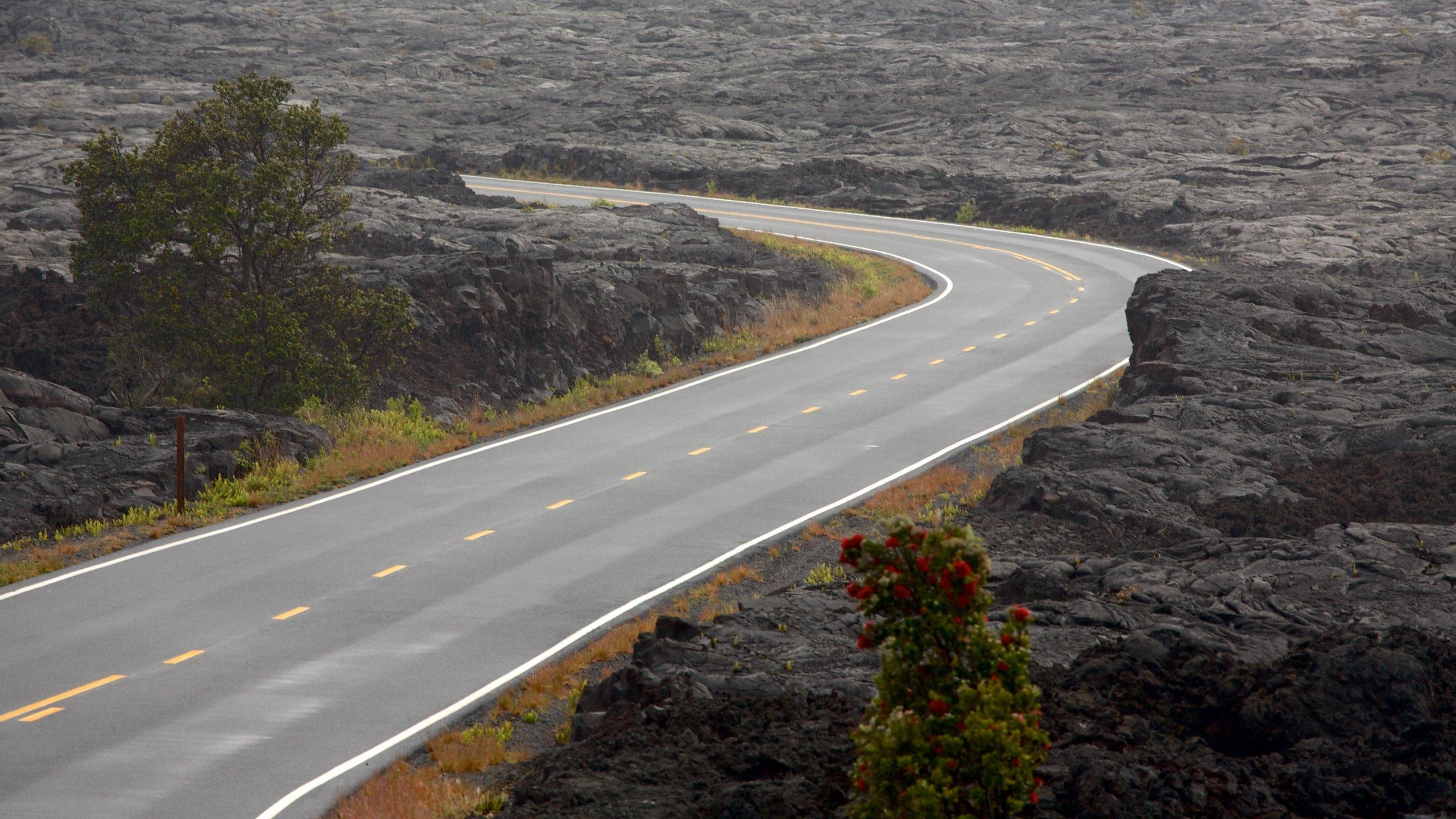Parc national des volcans d'Hawaï, Hawaï, États-Unis d'Amérique