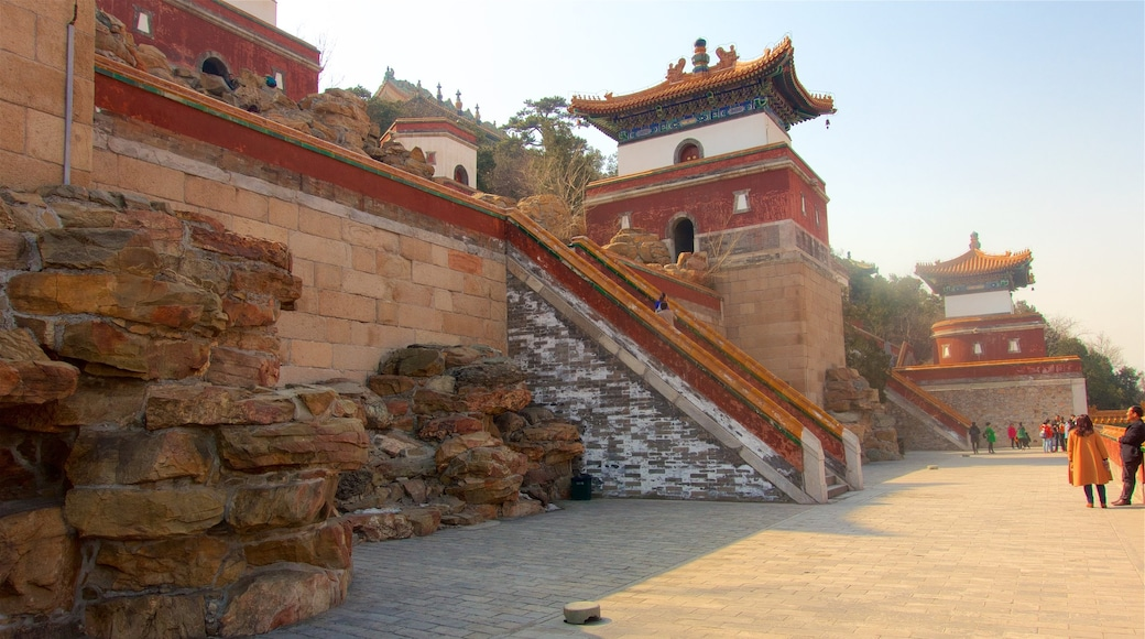 Summer Palace featuring heritage elements