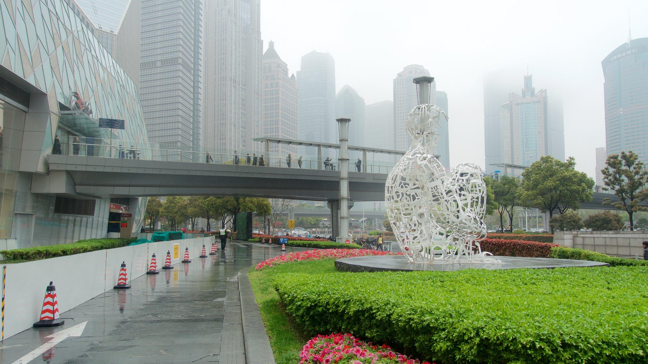 Lujiazui, Shanghai, China