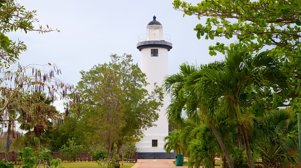 Punta Higuera Light House