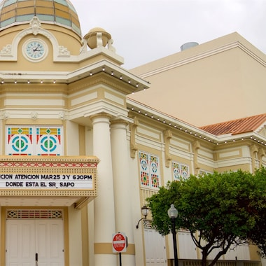 Yaguez Theater