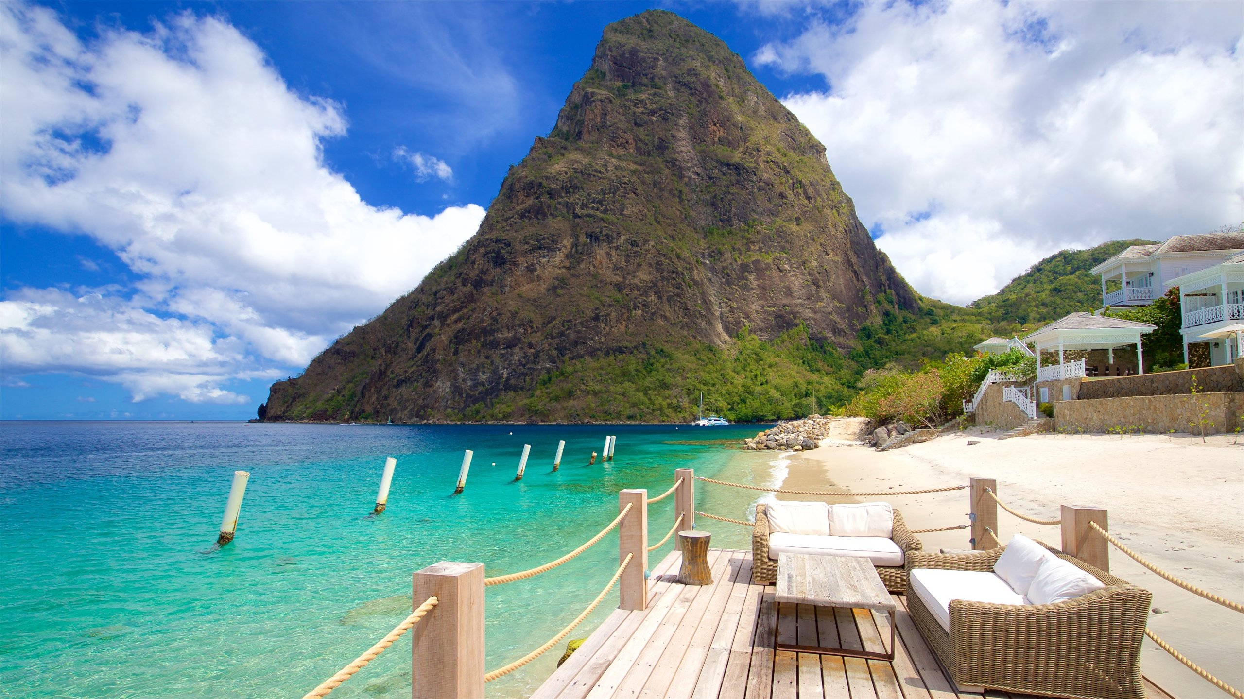 St Lucia All inclusive Resorts  Hotels for Vacations in