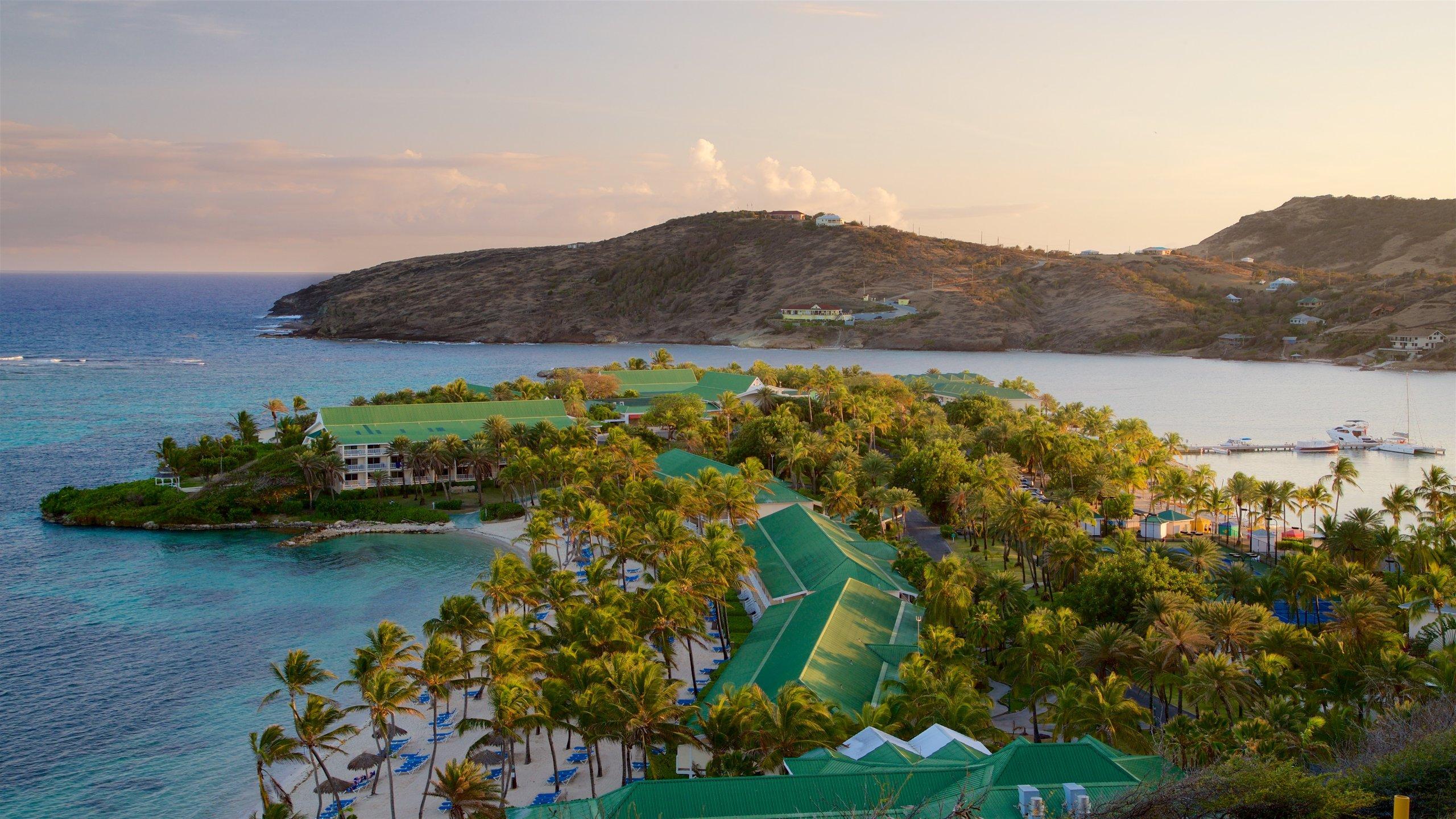 English Harbour, Saint Paul, Antigua and Barbuda