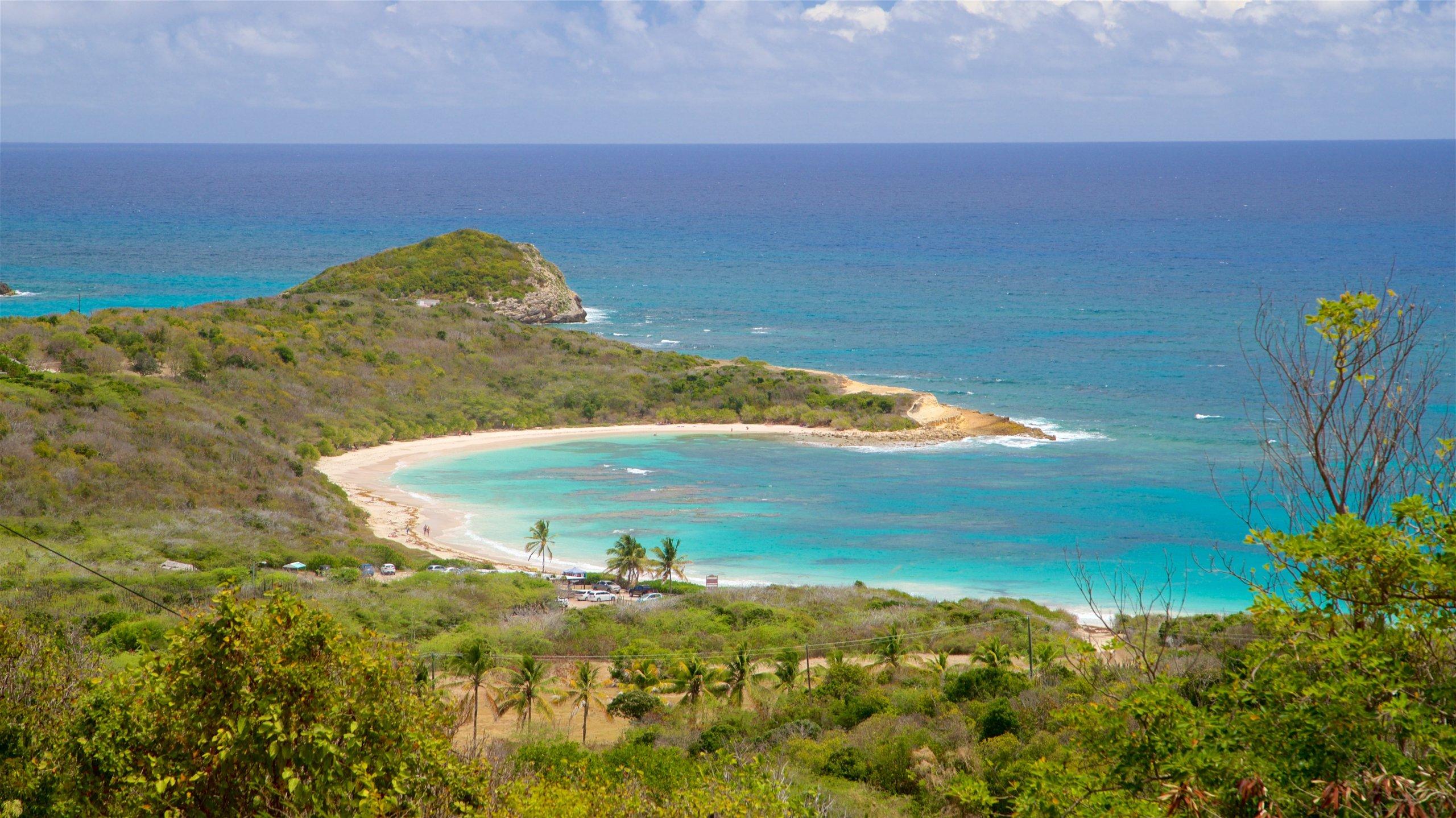 Half Moon Bay Beach, Freetown, Saint Philip, Antigua and Barbuda