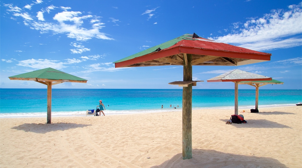 Turner\'s Beach which includes a beach and general coastal views
