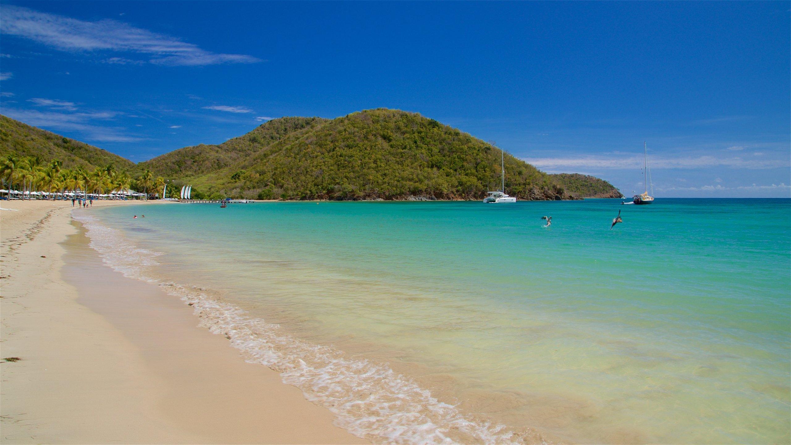 Carlisle Bay Beach, Carlisle Bay, Saint Mary, Antigua and Barbuda