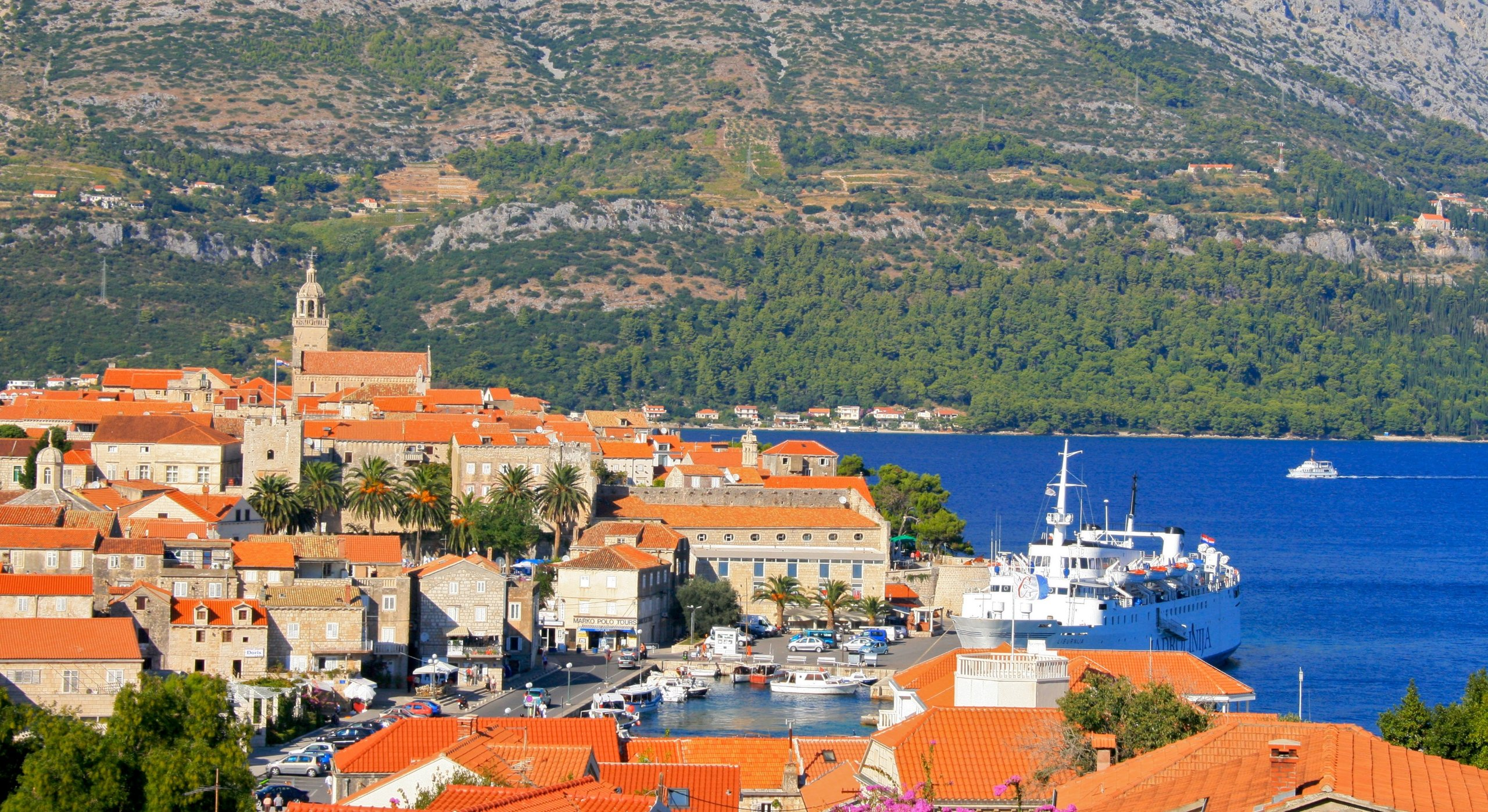 Korcula, Dubrovnik-Neretva, Kroatië