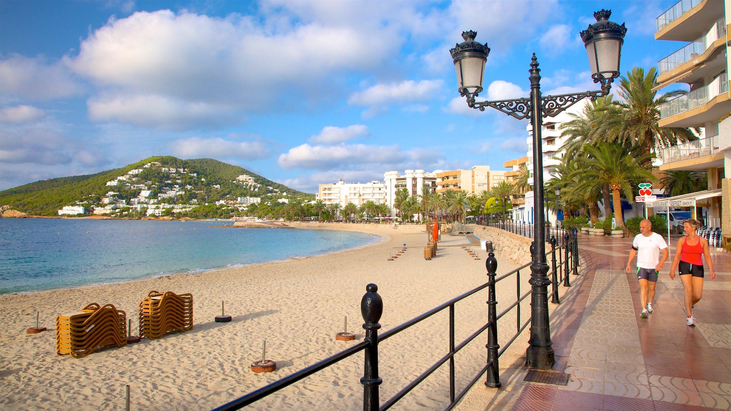 Santa Eulalia del Rio, Balearic Islands, Spain