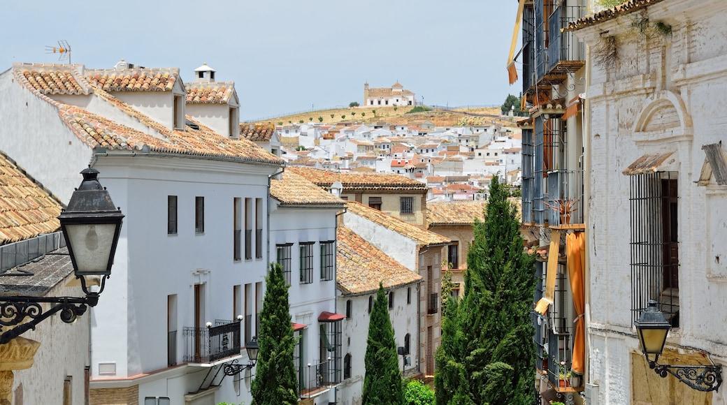 Antequera que incluye una ciudad