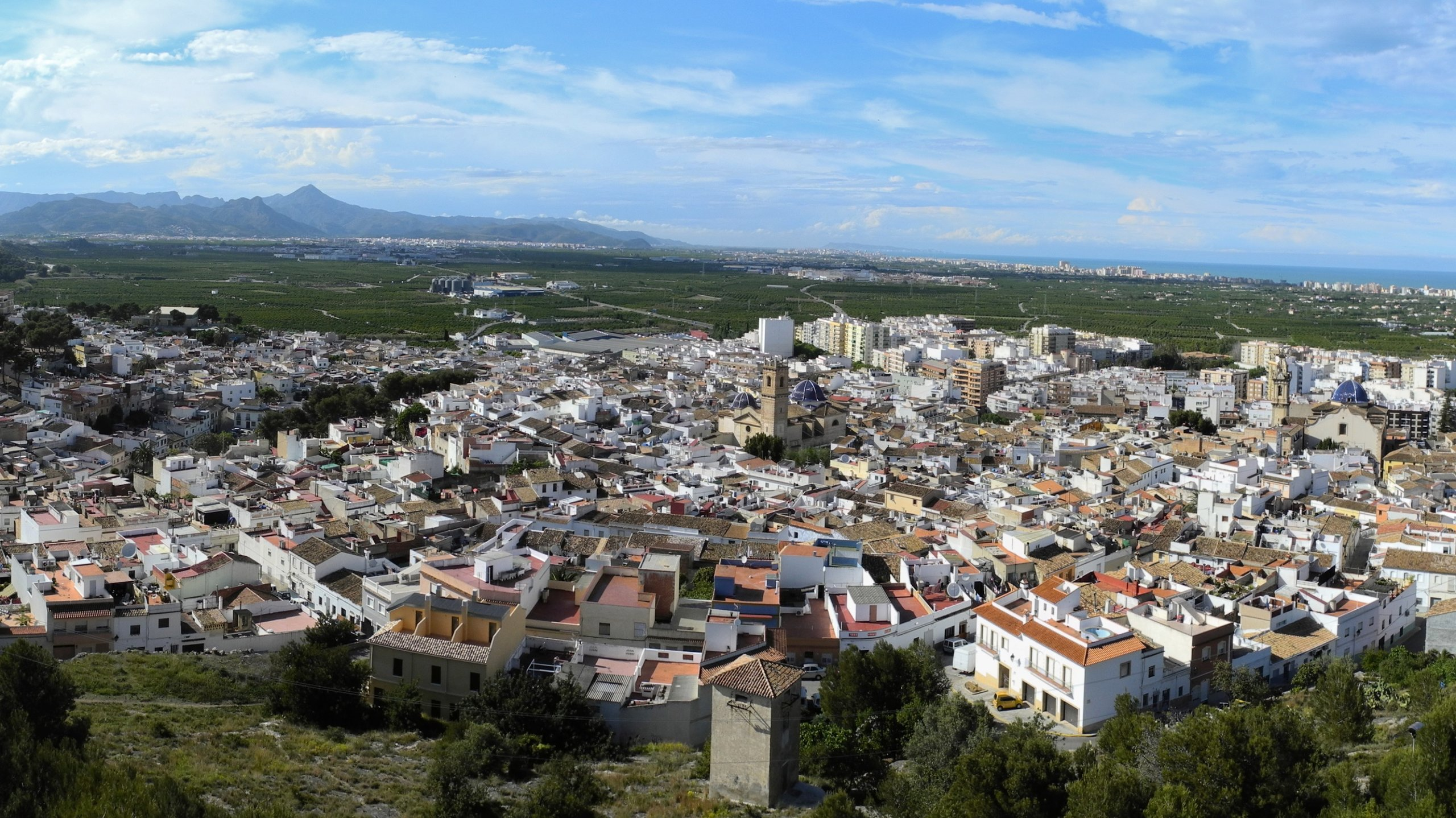 Oliva, Valencia, Spanje