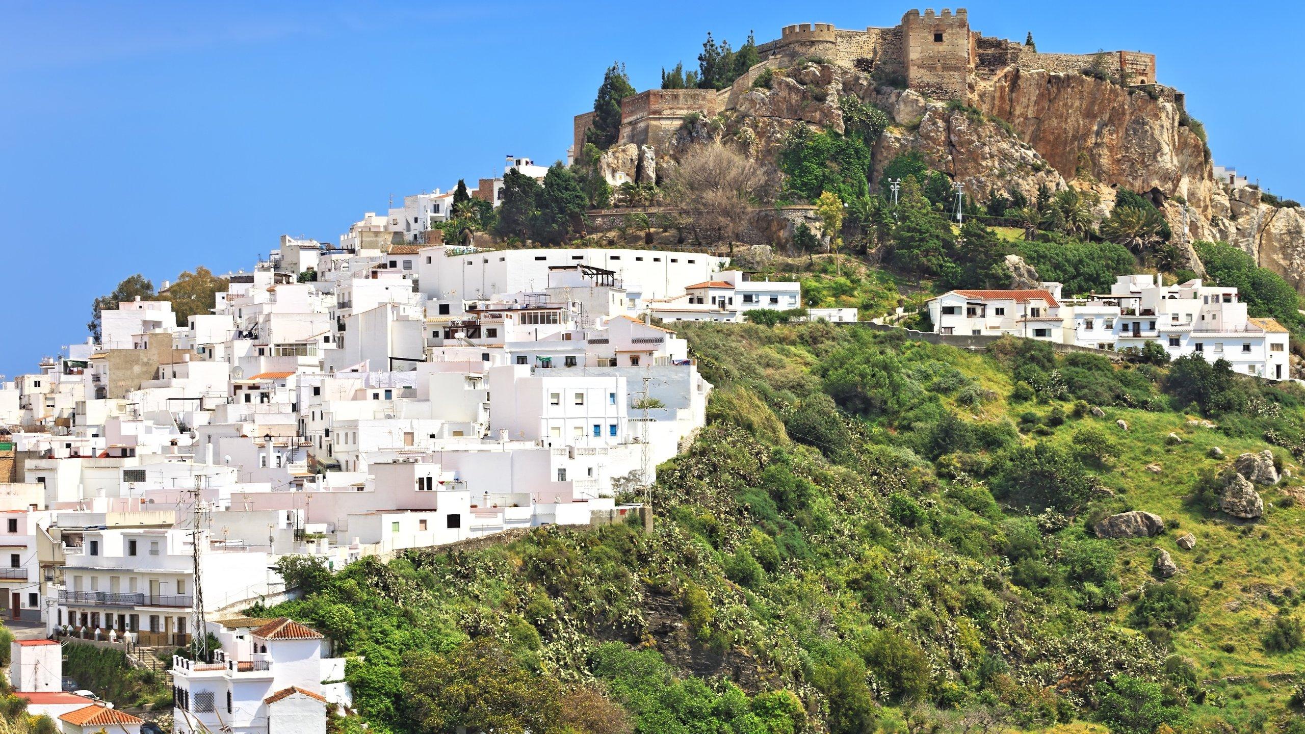 Salobrena, Andalusia, Spain