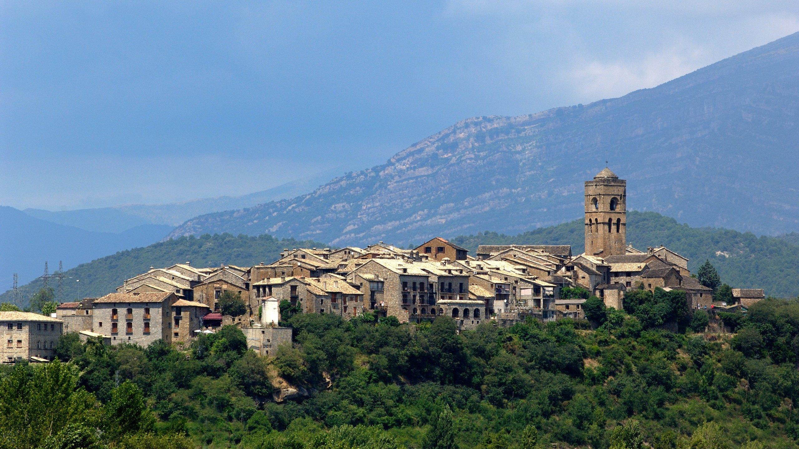 Huesca, Aragon, Spanien