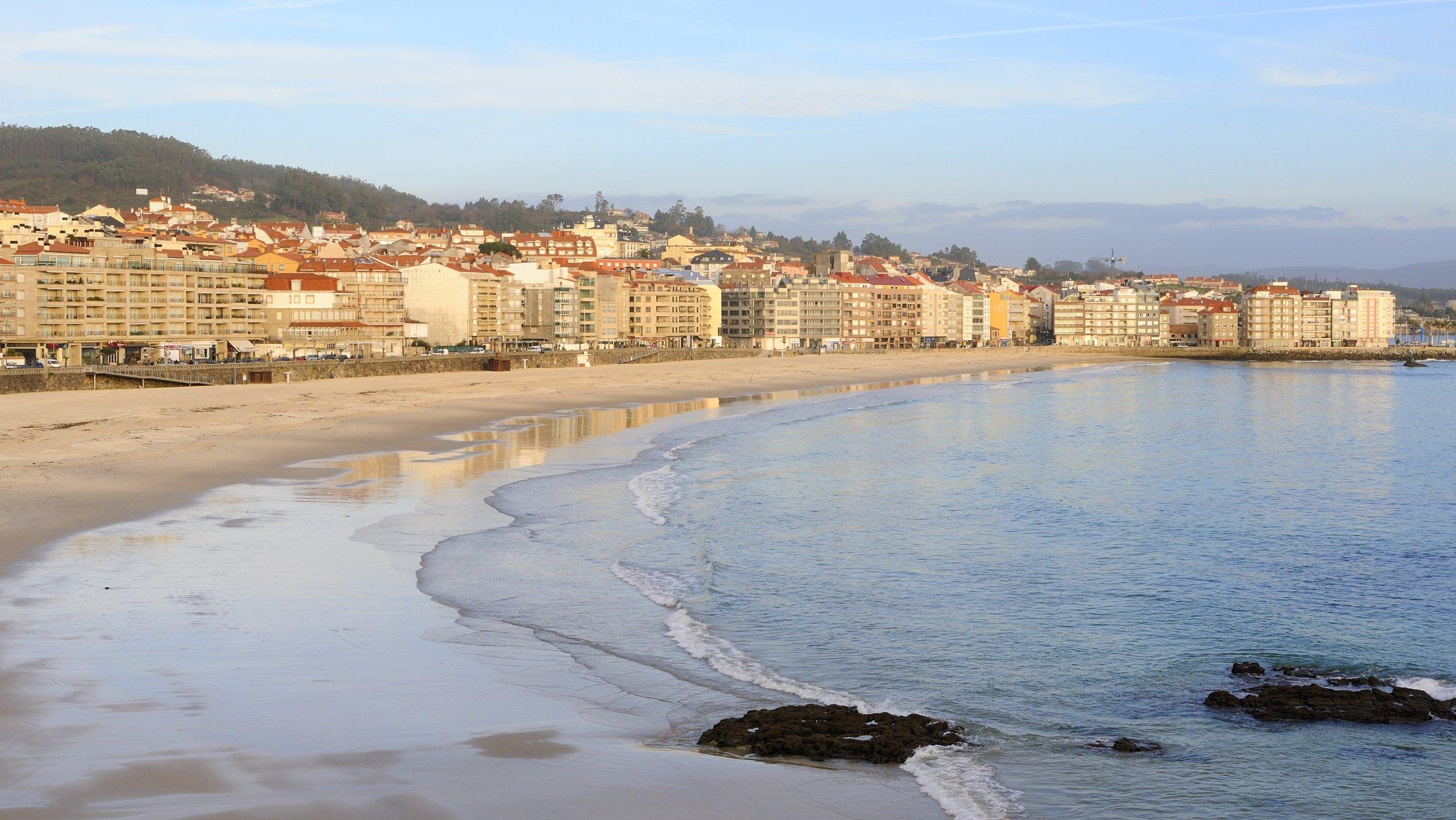 Sanxenxo, Galicia, Spain