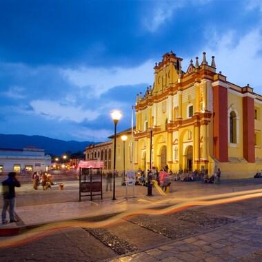 San Cristobal de las Casas Cathedral