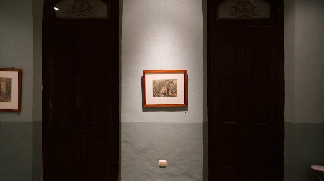 Casa Frederick Catherwood que incluye arte y vistas interiores
