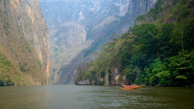 Canon del Sumidero National Park