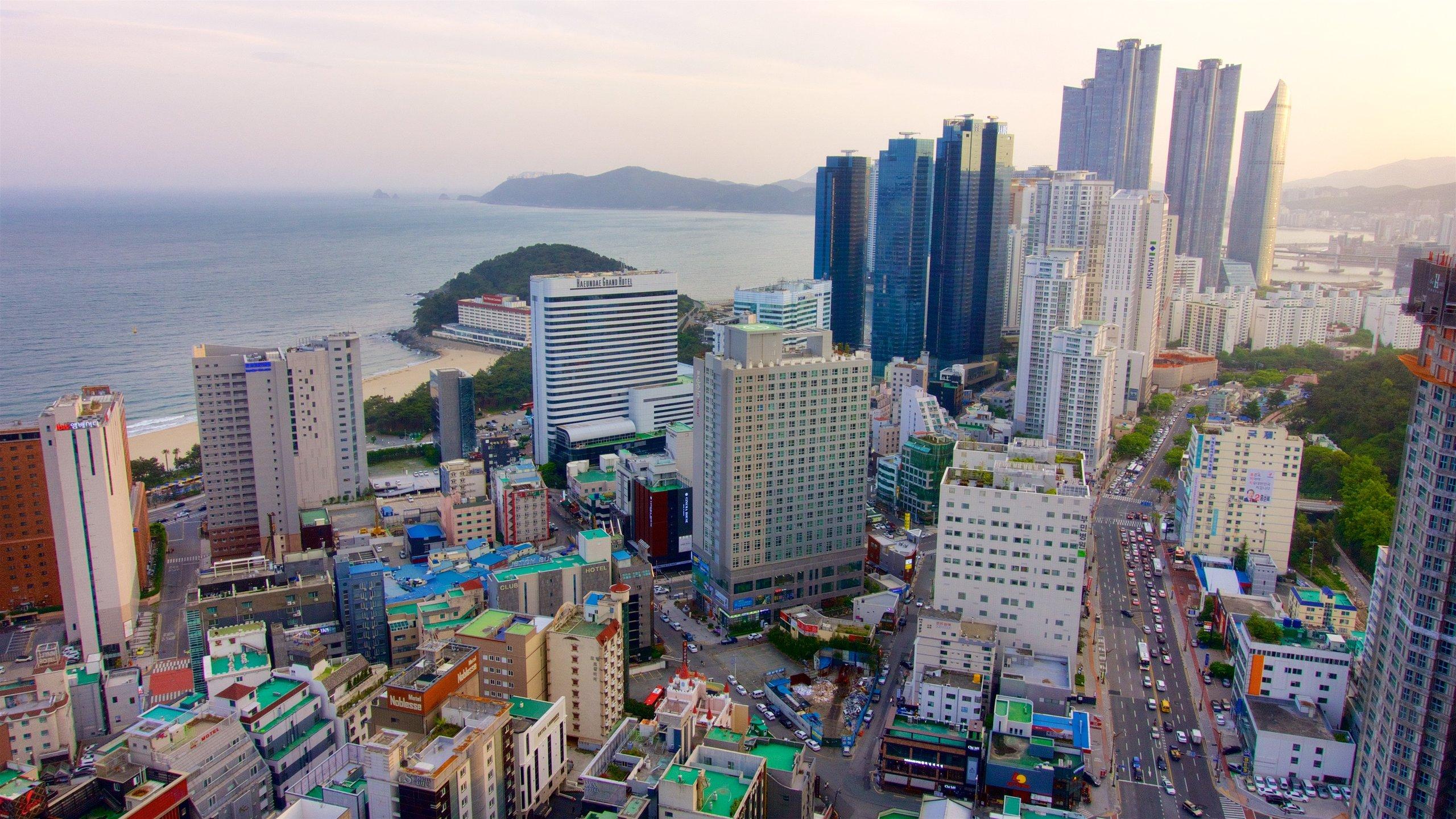 Haeundae, Busan, South Korea