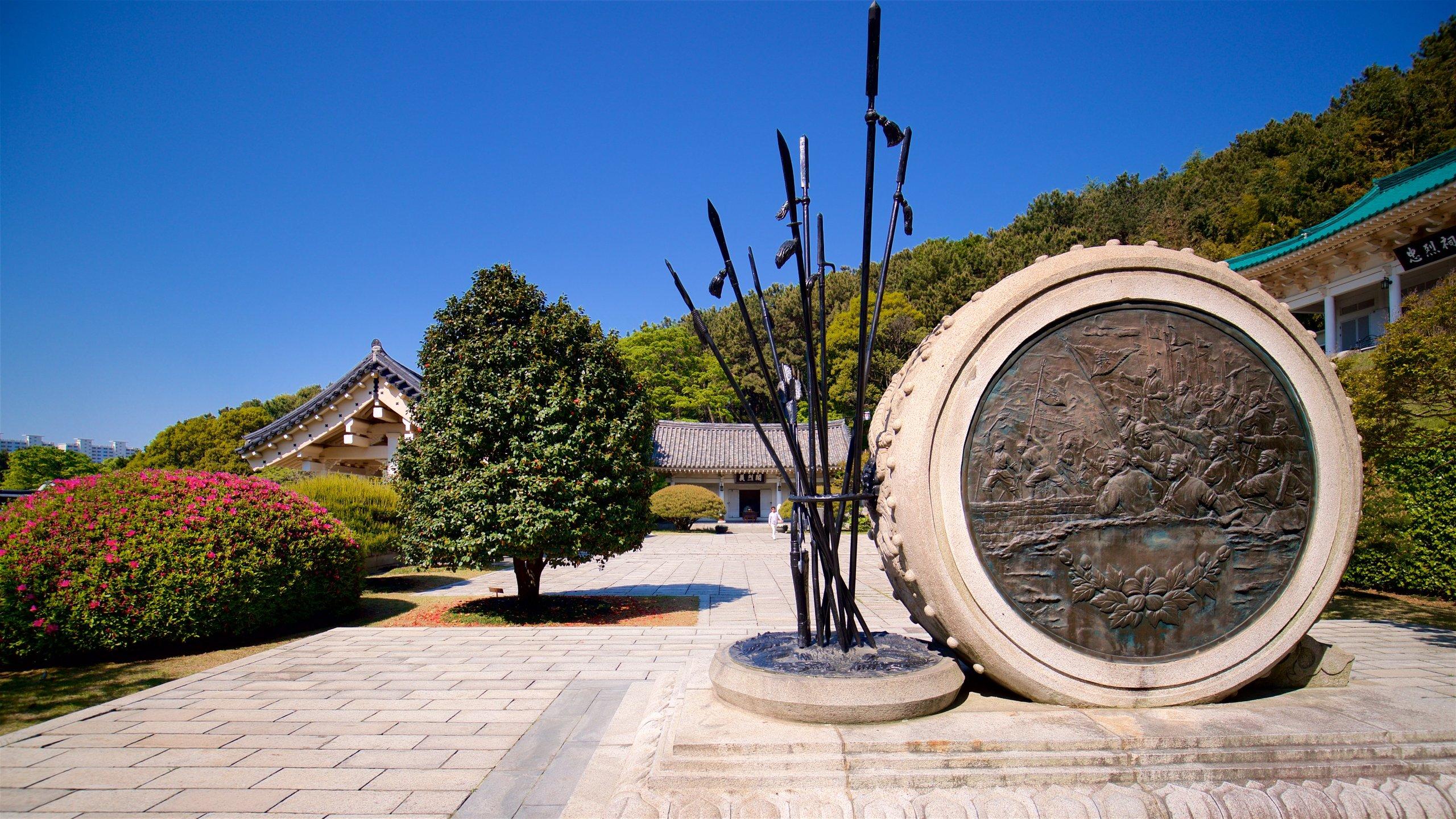 Dongnae district, Busan, Zuid-Korea