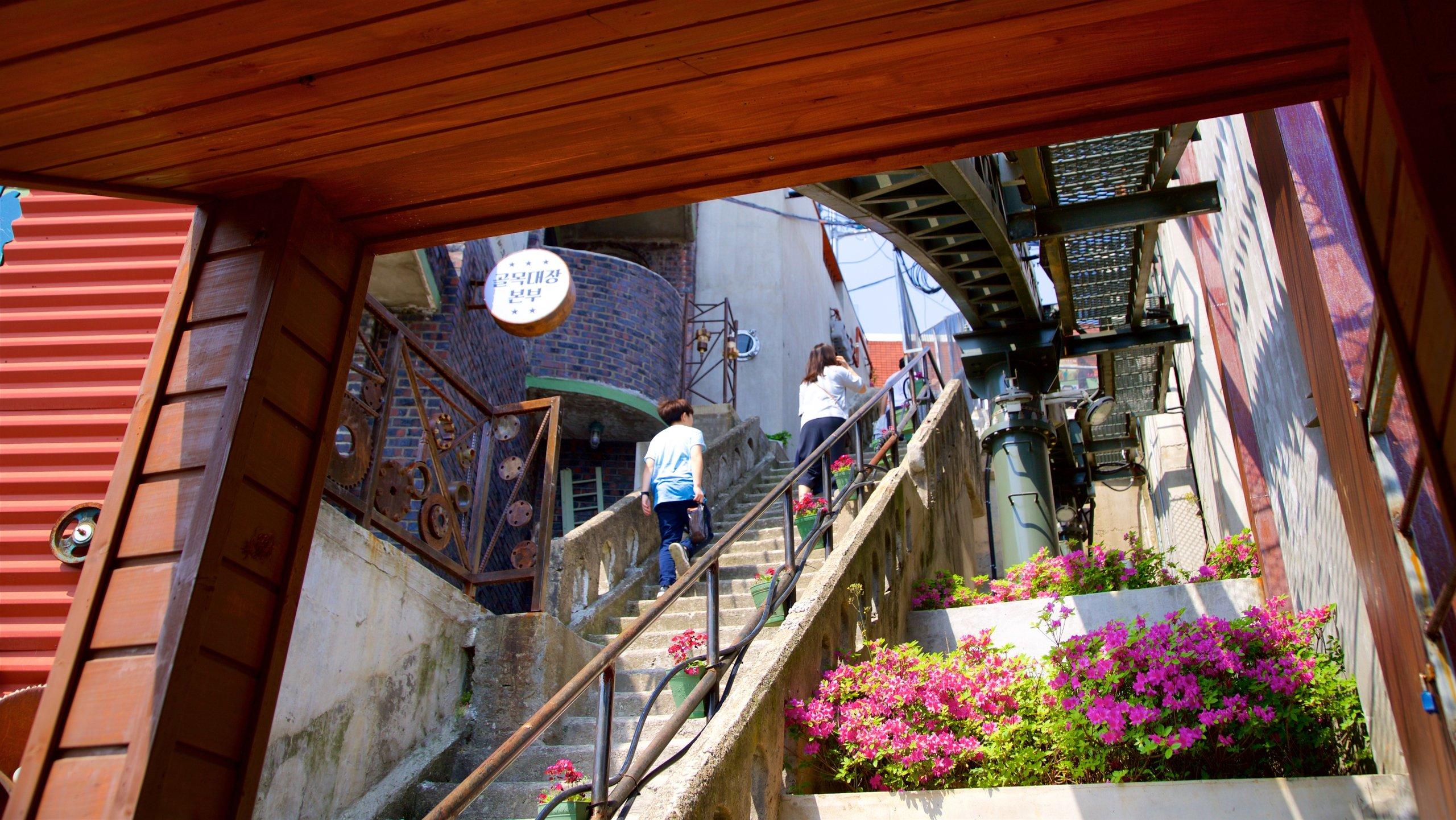 168 Stairs, Busan, Südkorea