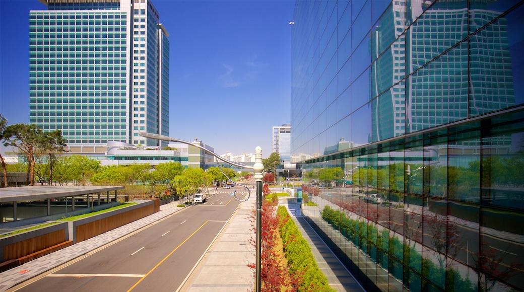 삼성 혁신 박물관 을 보여주는 도시