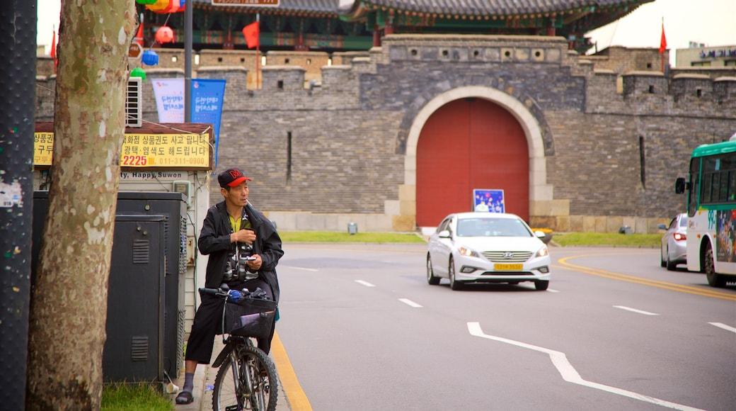 Gyeonggi assim como um homem sozinho