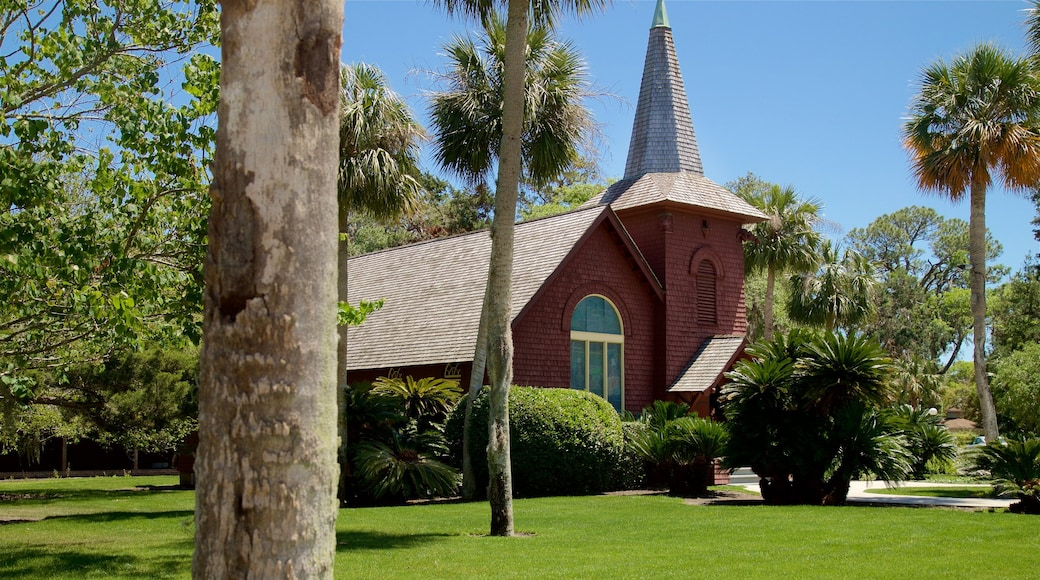 Jekyll Island featuring a church or cathedral