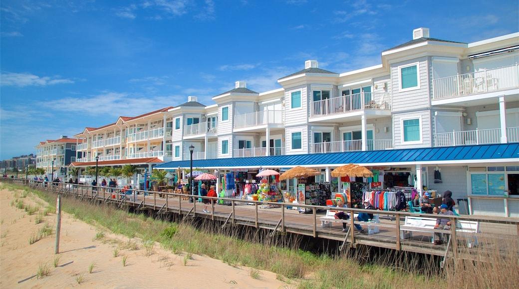 Bethany Beach featuring a sandy beach