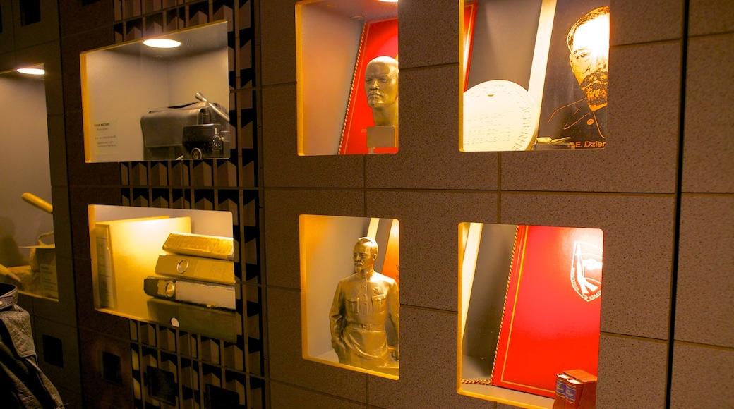 DDR Museum montrant vues intérieures