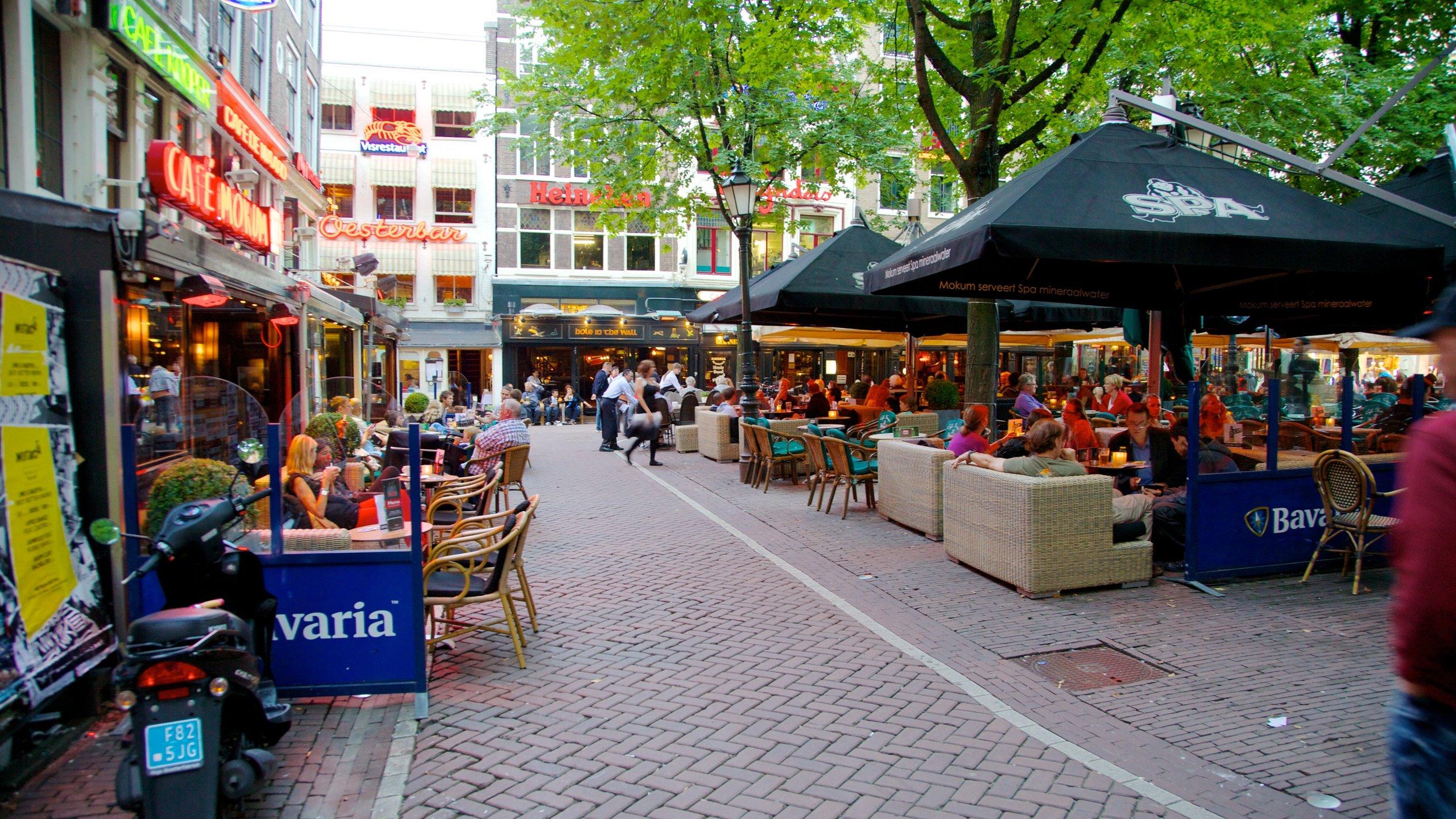De Weteringschans, Amsterdam, North Holland, Netherlands