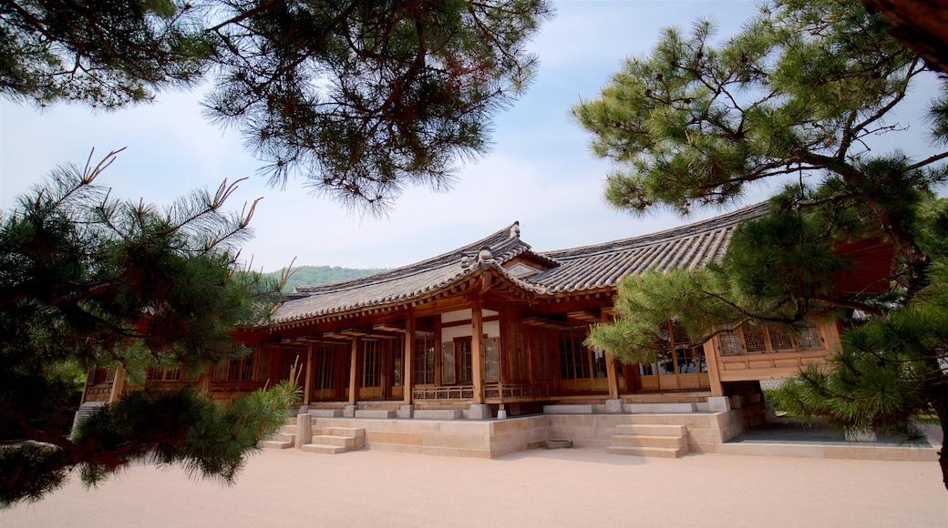 韓國家具博物館 其中包括 傳統元素