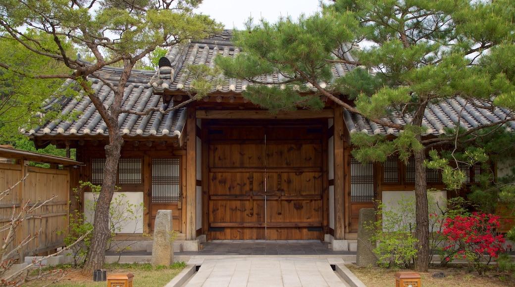 韓國家具博物館 呈现出 傳統元素