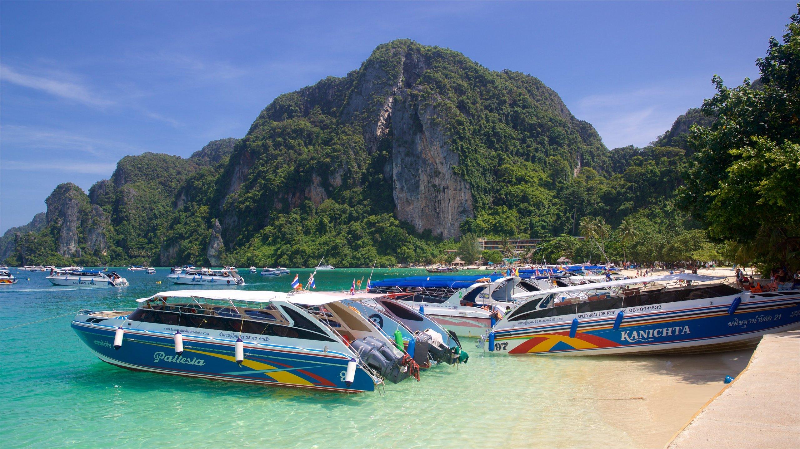 Ko Phi Phi, Provinz Krabi, Thailand