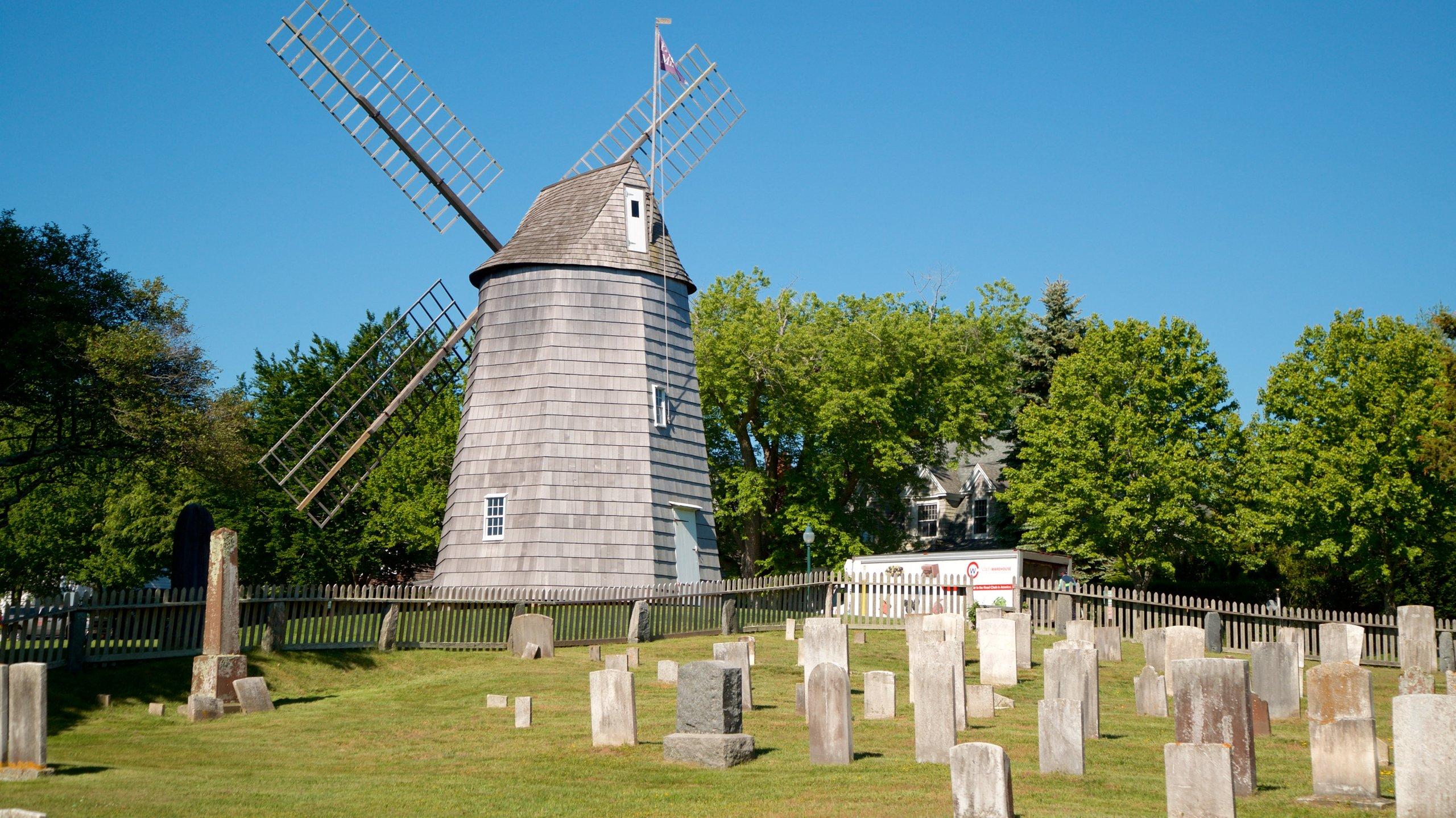 Old Hook Mill, East Hampton, New York, United States of America