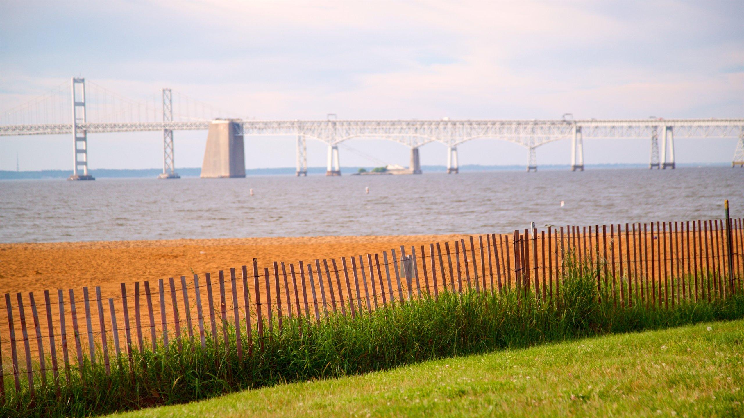 Chesapeake Bay Bridge, Annapolis, Maryland, United States of America