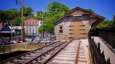 B&O Railroad Station Museum