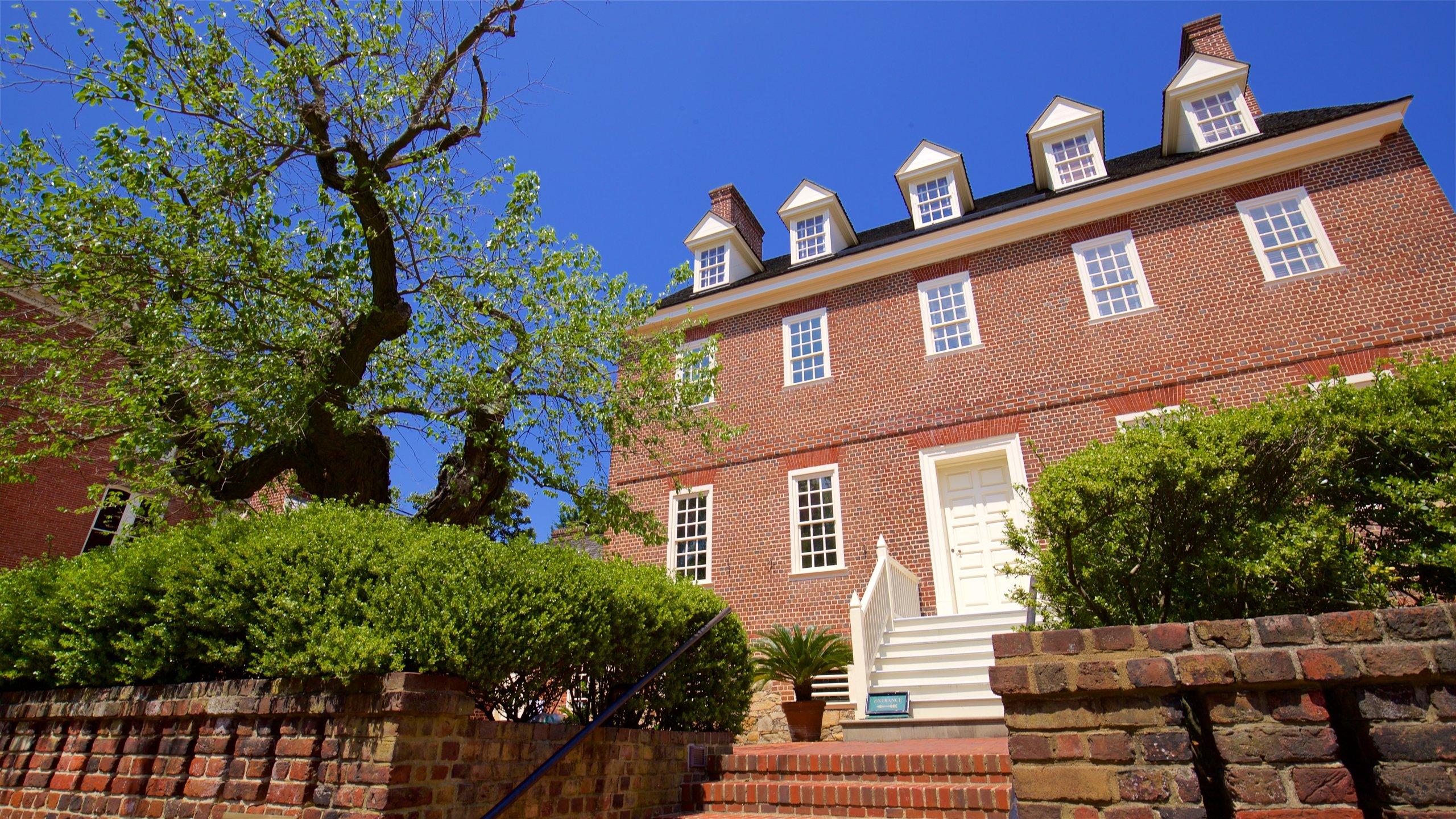 William Paca House, Annapolis, Maryland, United States of America