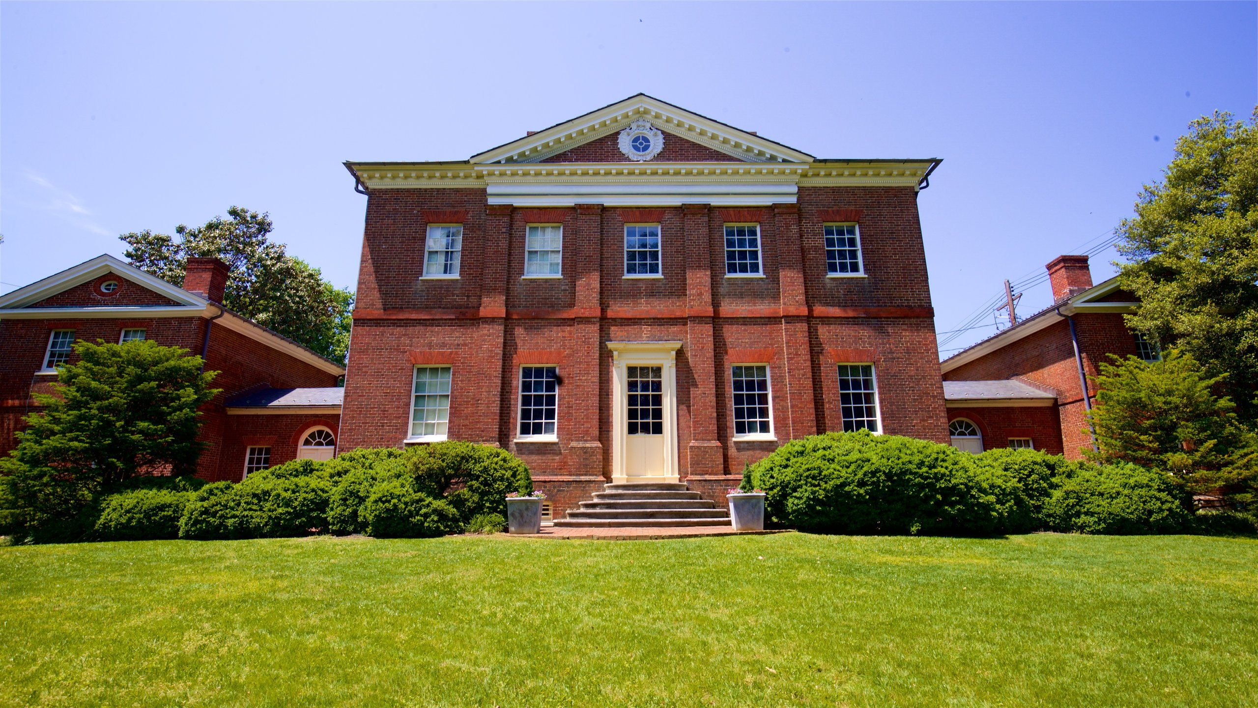 Hammond-Harwood House, Annapolis, Maryland, United States of America