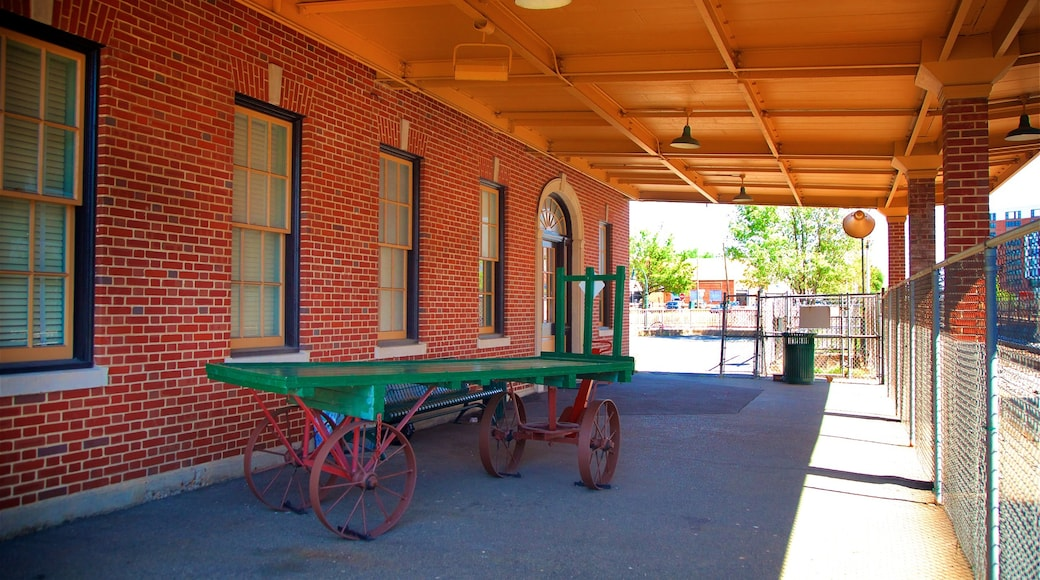 Baltimore & Ohio Railroad Station