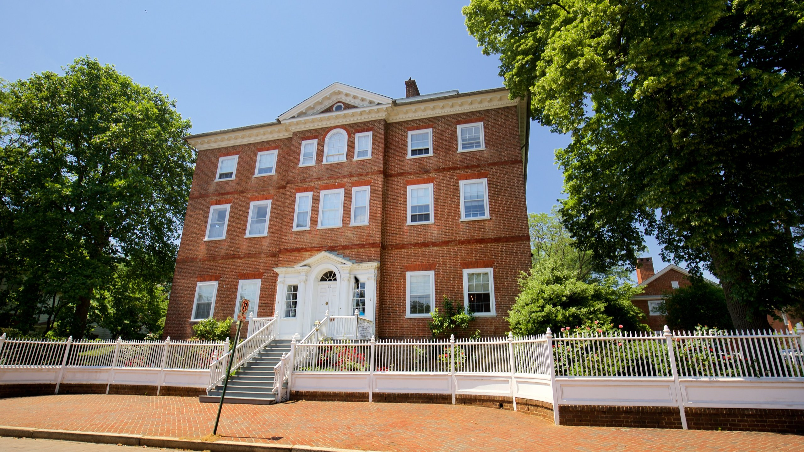 Chase Lloyd House, Annapolis, Maryland, United States of America