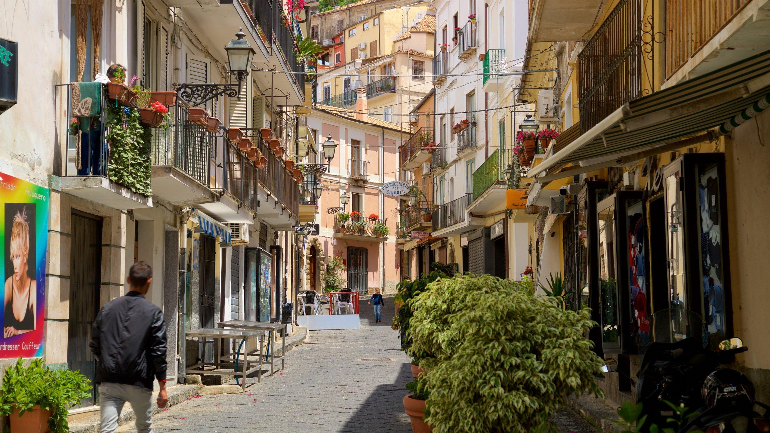 Pizzo, Calabre, Italie