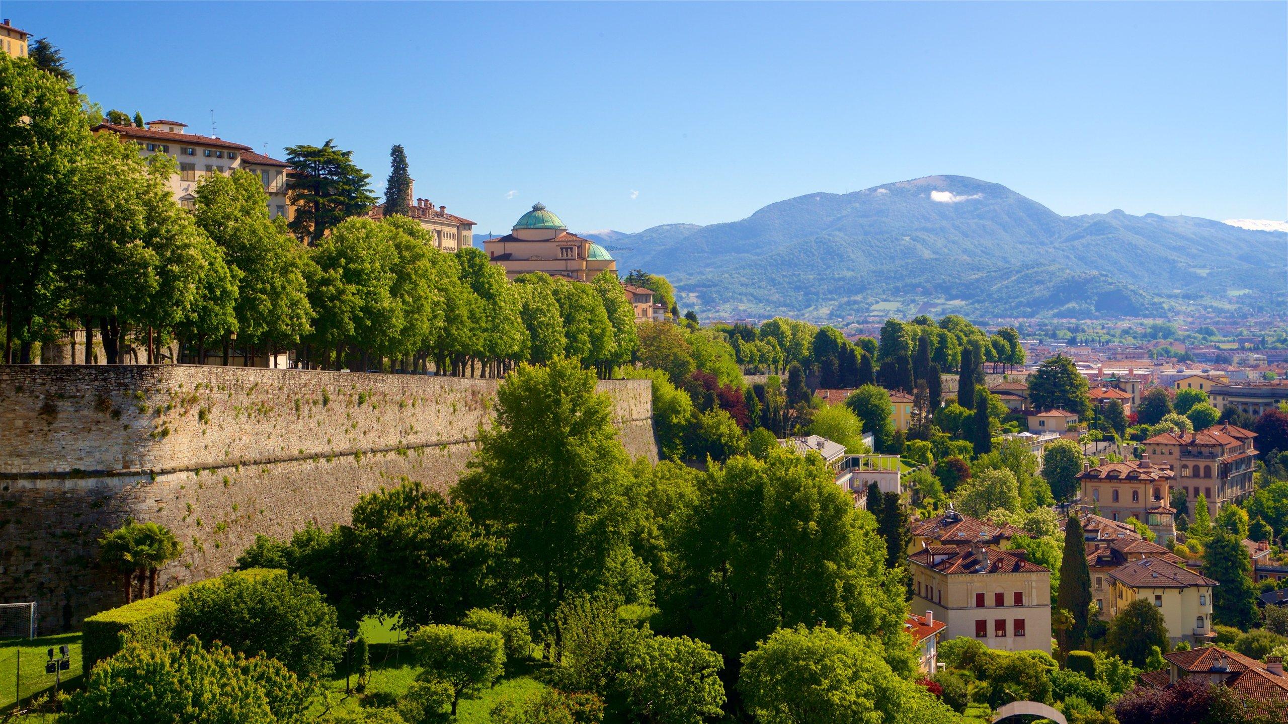Citta Alta, Bergamo, Lombardy, Italy