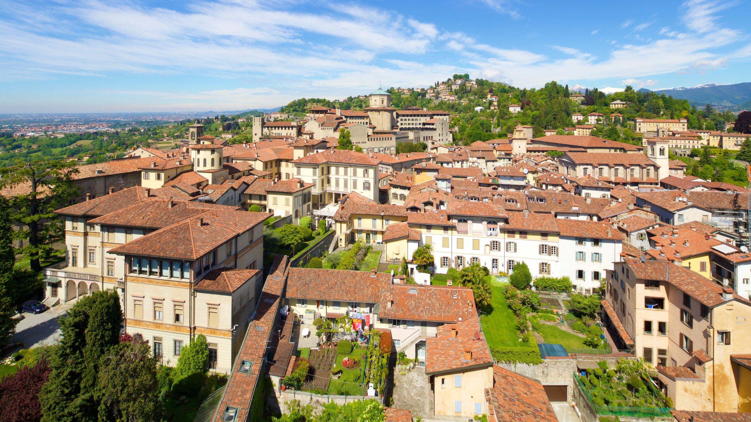 Bergamo, Lombardiet, Italien