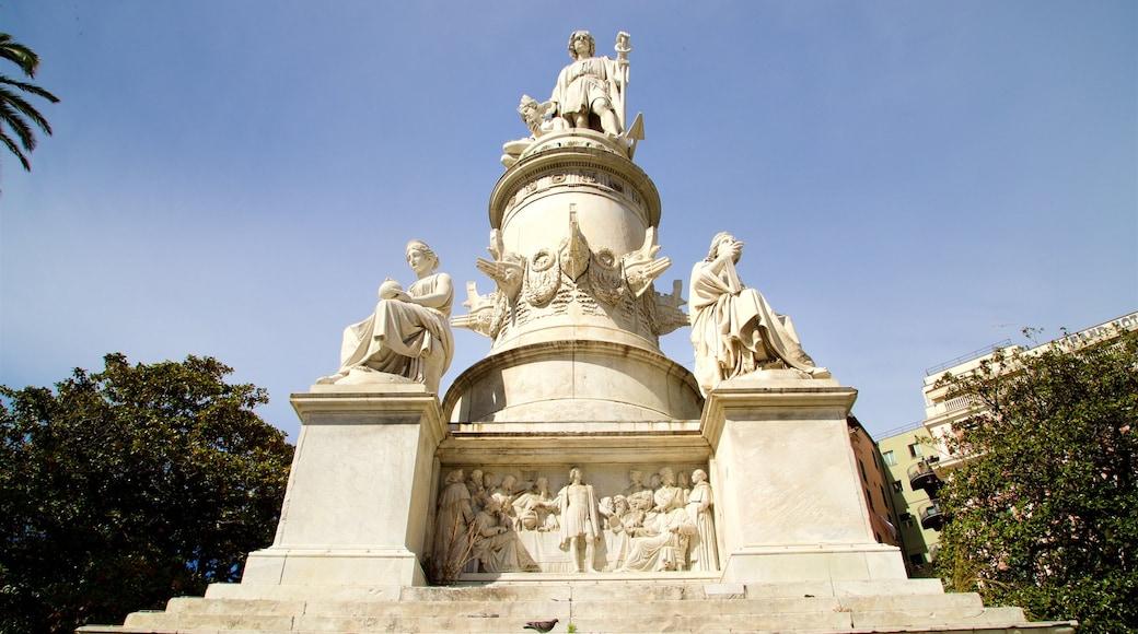 Denkmal von Christoph Kolumbus
