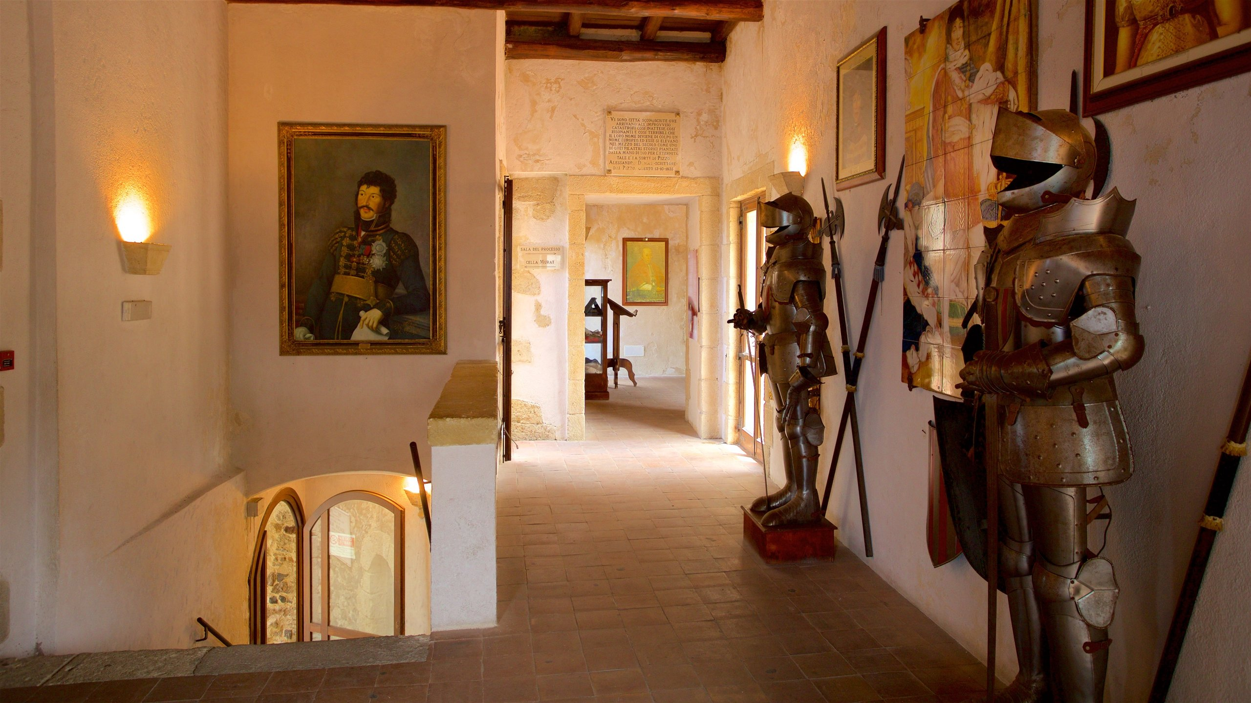 Murat Castle, Pizzo, Calabria, Italy