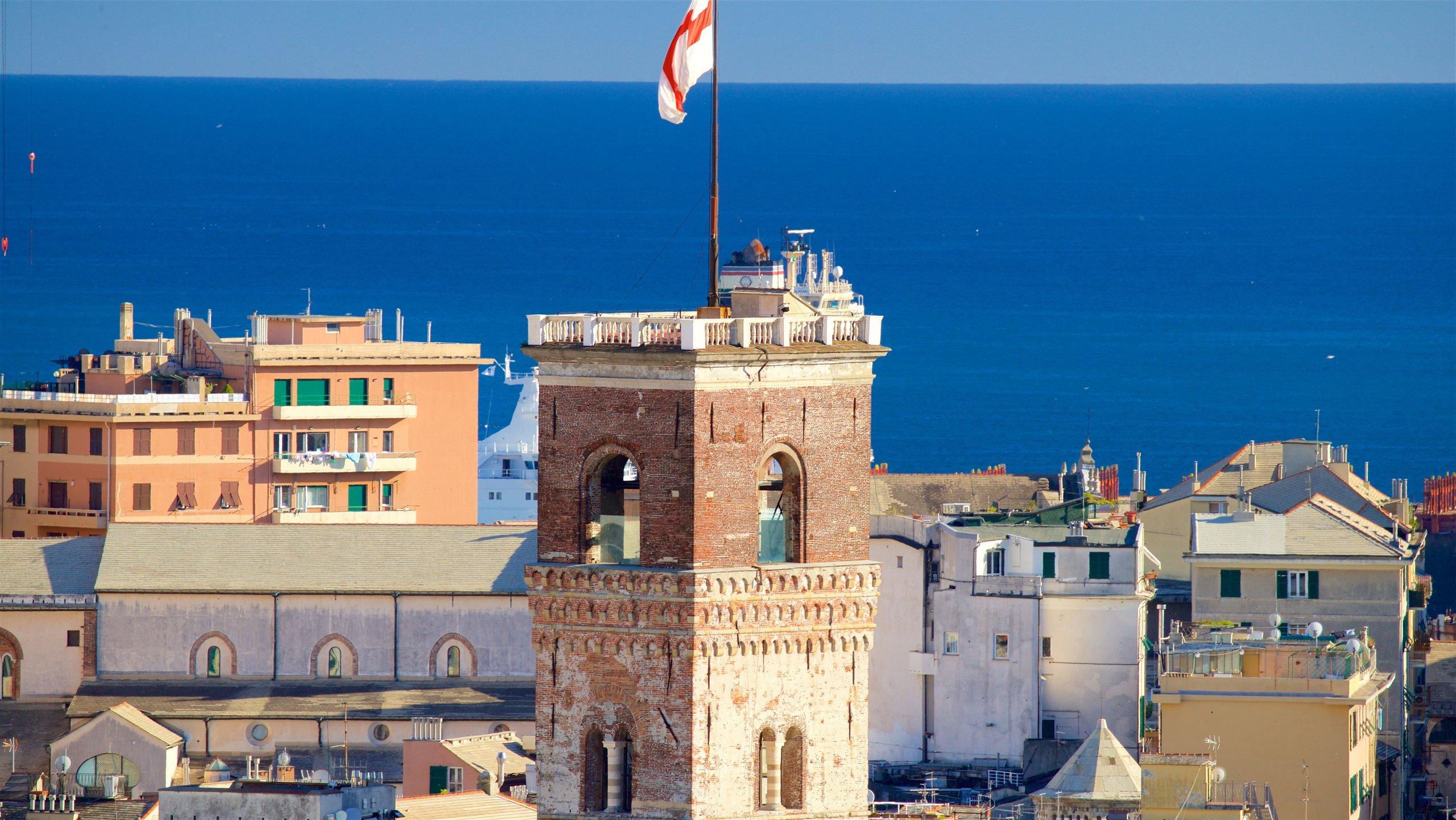 Castelletto, Genoa, Liguria, Italy
