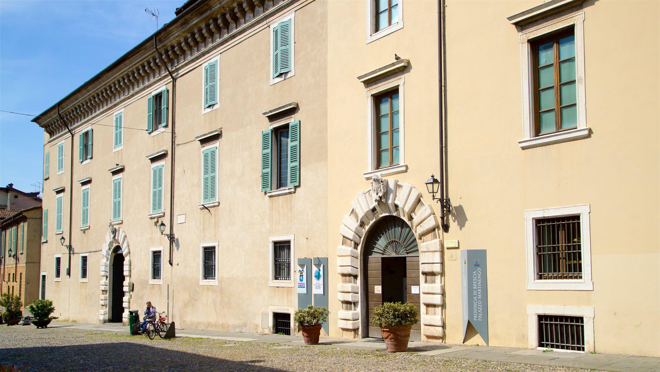 Top 10 Hotels Closest To Palazzo Martinengo In Brescia