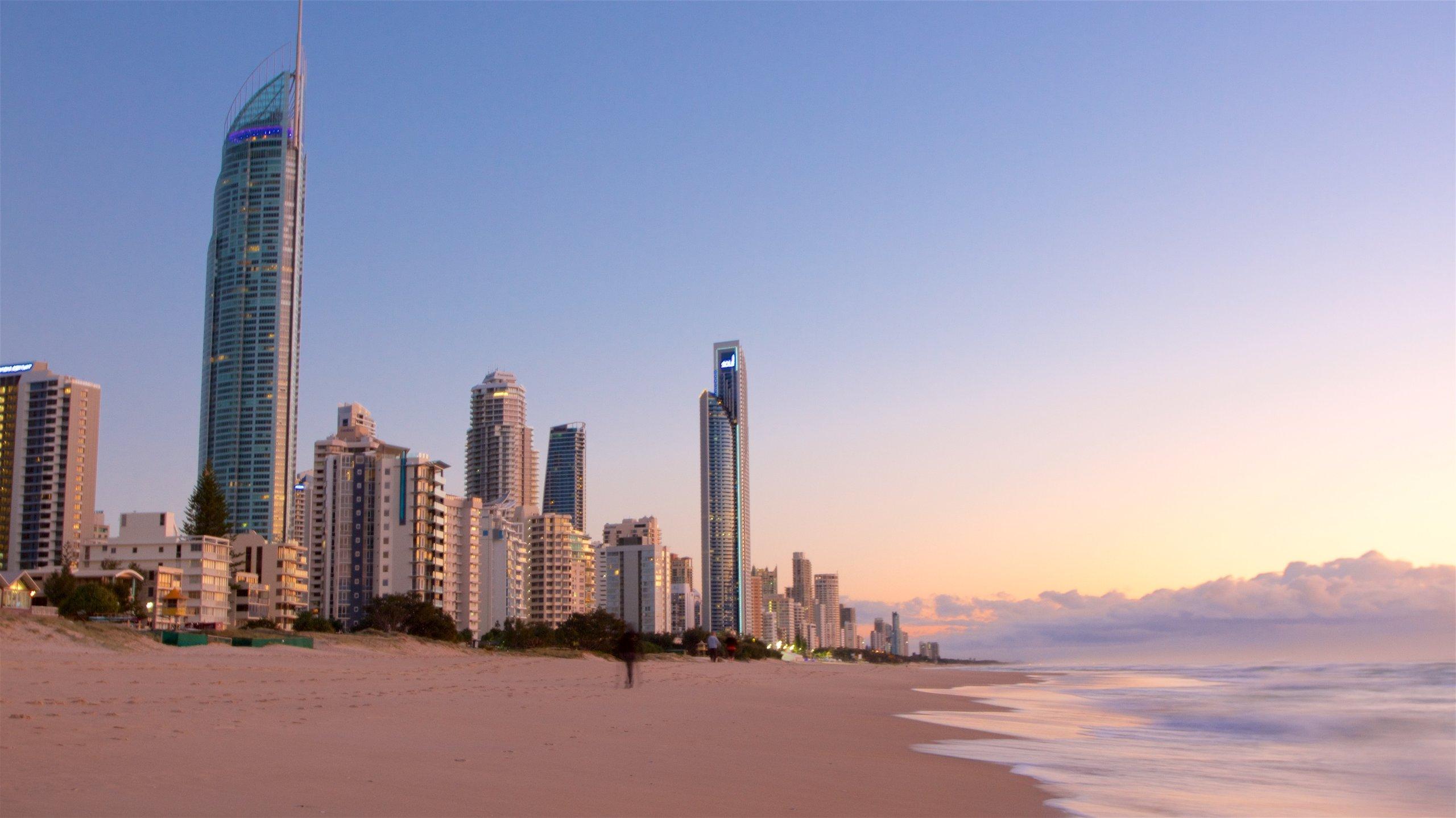 Mermaid Beach, Gold Coast, Queensland, Australia