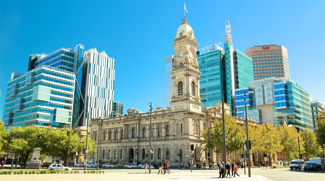 Adelaide Central Business District